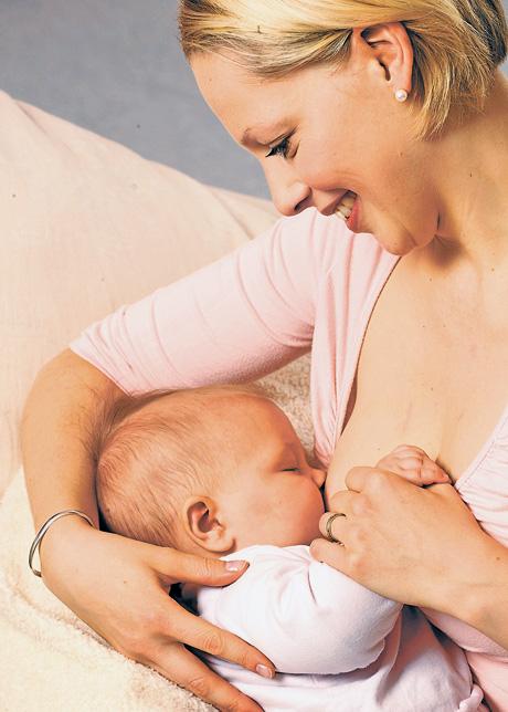 diätplan für stillende mütter