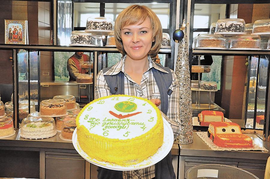 женевьева торты лисичанск фото