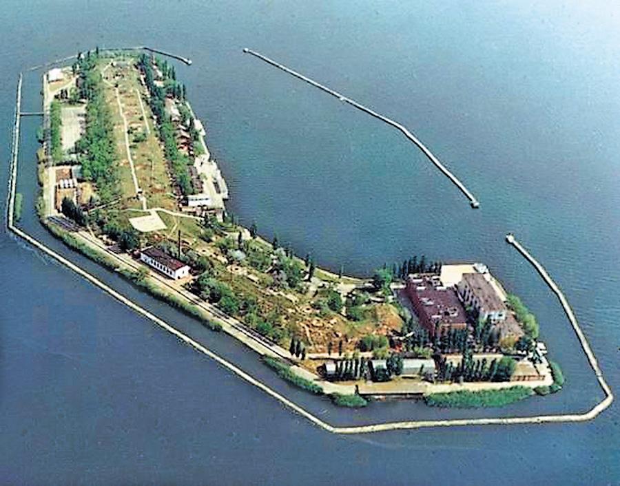 фото остров майский