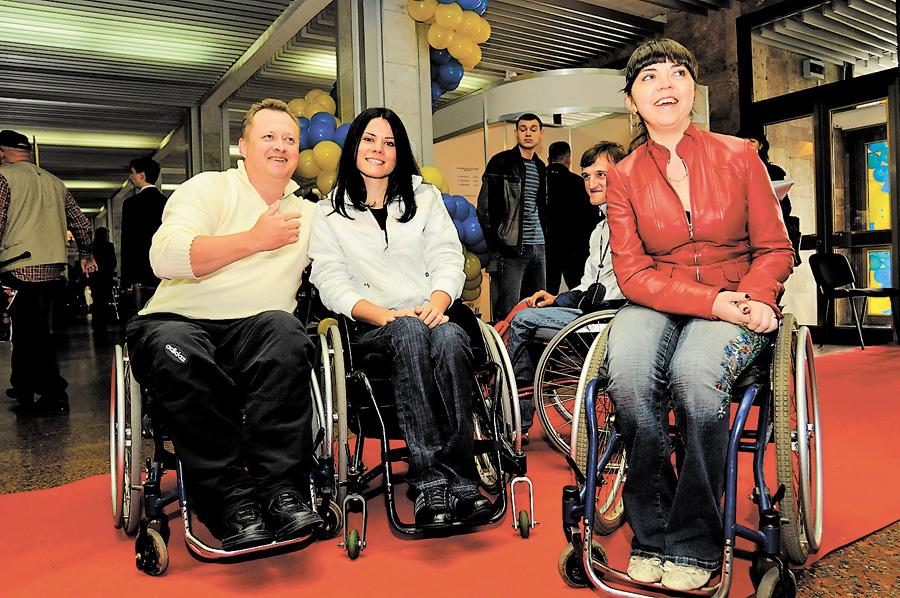 Молоді інваліди розкажуть громадськості про свої мрії