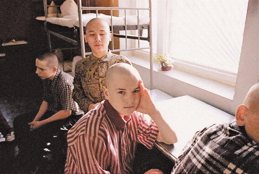 Колония для несовершеннолетних (18 фото) .