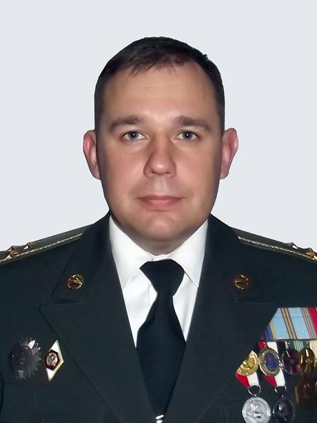 Начальник управління цивільно-військового співробітництва Збройних сил України Олексій НОЗДРАЧОВ.