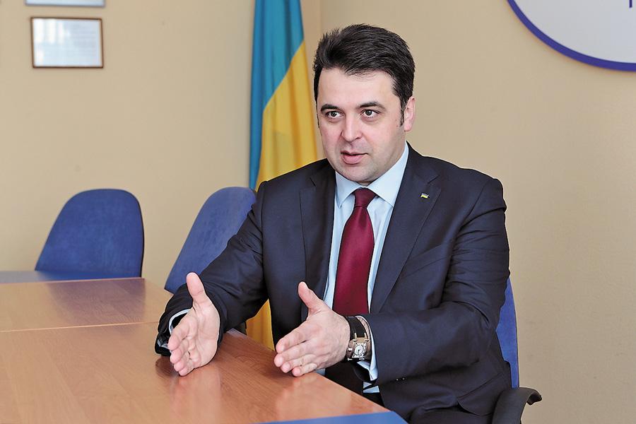 Голова Національного агентства України з питань державної служби Костянтин Ващенко