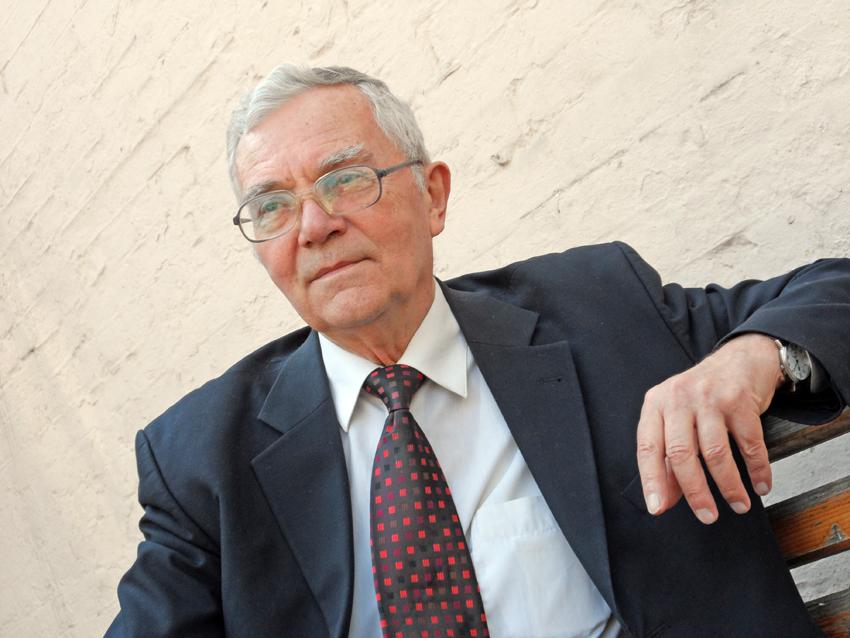 Директор Інституту проблем Чорнобиля доктор фізико-математичних наук Володимир Токаревський