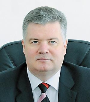 Голова правління Пенсійного фонду України Олексій ЗАРУДНИЙ.