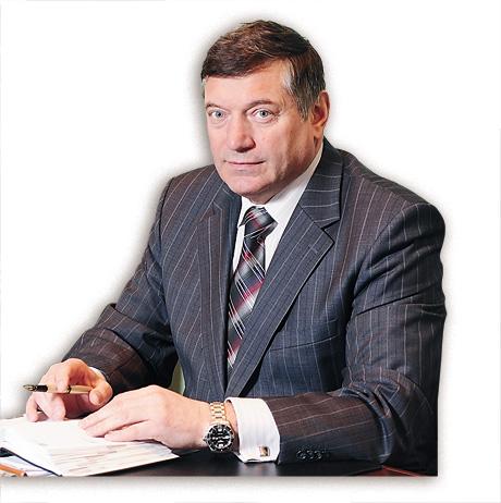 Начальник Сумського обласного управління лісового та мисливського господарства Віктор ЧИГРИНЕЦЬ