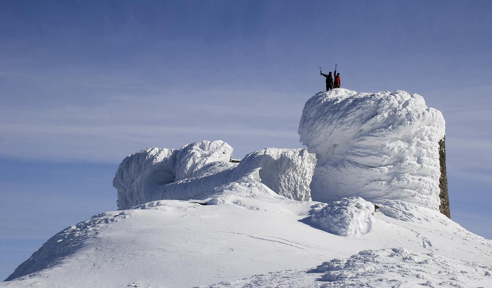 Пейзаж  взимку.