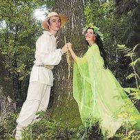 На Волині відзначили 100-річчя «Лісової пісні» - Урядовий Кур'єр ...