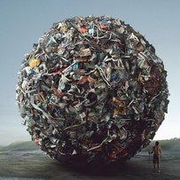 У спадок — 2,6 мільйона тонн сміття