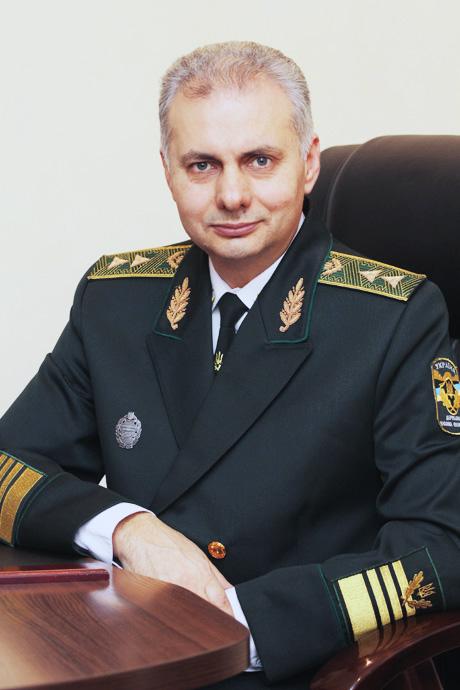 Начальник Полтавського обласного управління лісового та мисливського господарства Юрій Тараненко