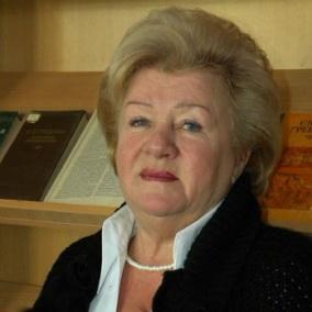 Директор Сумської міської централізованої бібліотечної системи Людмила СТАДНИЧЕНКО