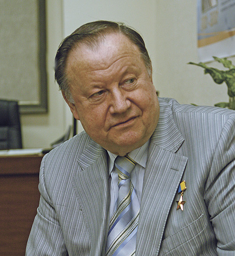 Радник президента ДП «АНТОНОВ» Олександр ГАЛУНЕНКО