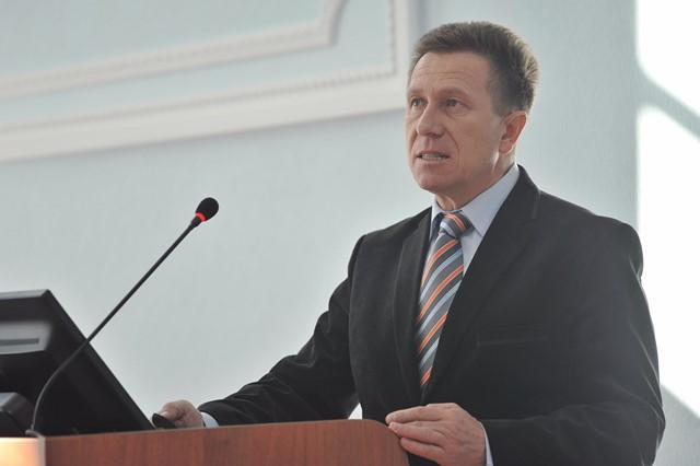 Директор Української лабораторії якості і безпеки продукції АПК Валерій Ушкалов