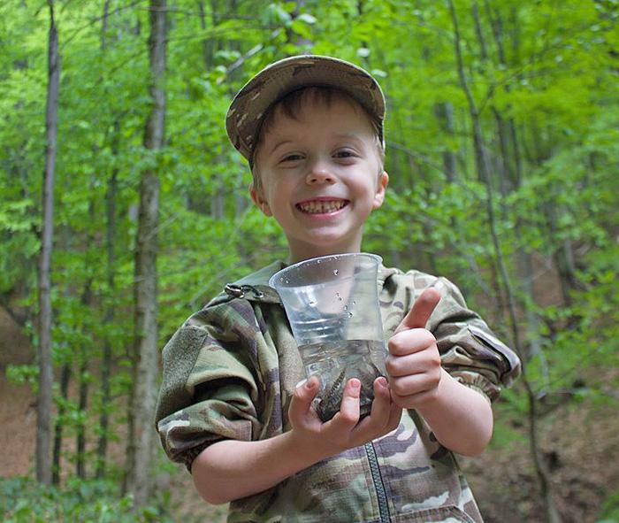 Одна з місій акції — прищепити у підростаючого покоління любов до природи
