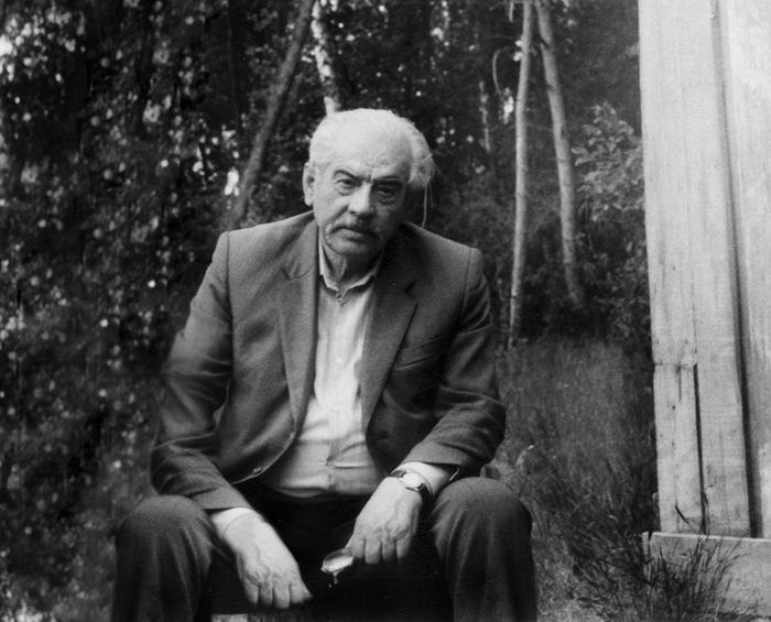 Данило Бакуменко липень 1993 року